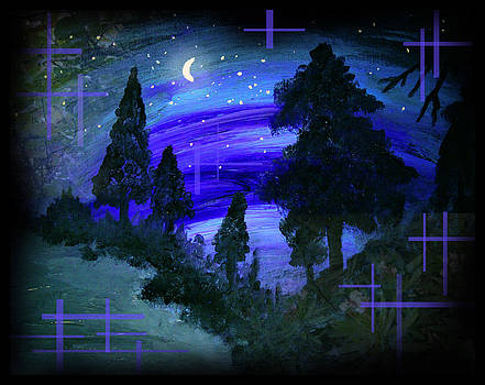 Blue Night by Andrew Sliwinski