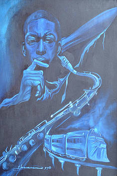 Blue Note by Hasaan Kirkland