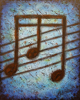 Blue Notes by Molly Roberts