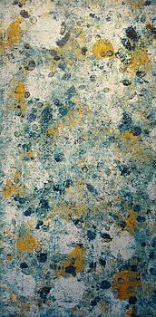 Blue Ochre by James Mancini Heath