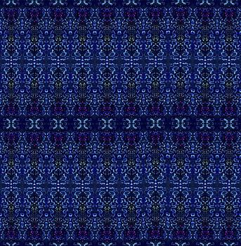 Sue Duda - Blue on Blue Repeat