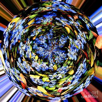 Jeff McJunkin - Blue Orb II