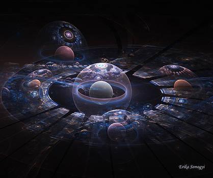 Blue Planet by Erika Somogyi