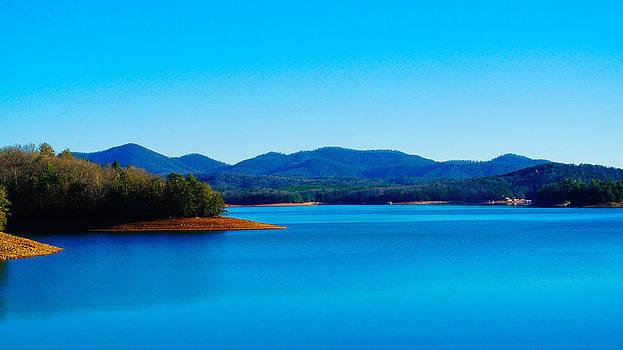 Blue Ridge Dam by Robert L Jackson