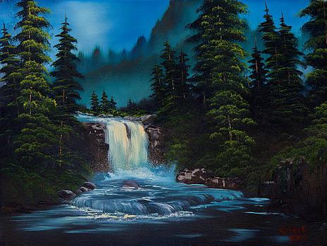 Chris Steele - Mountain Falls