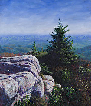 Blue Ridge by Joe Mckinney