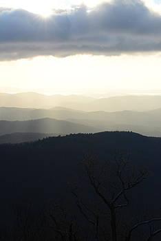 Blue Ridge Mist 2 by Teresa Tilley