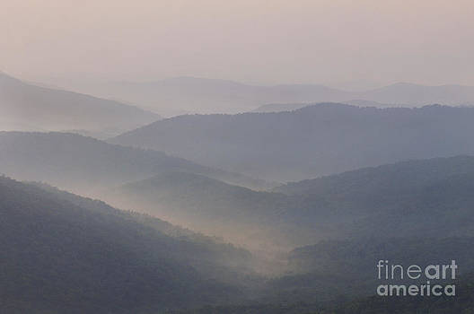 Jonathan Welch - Blue Ridge Mountains