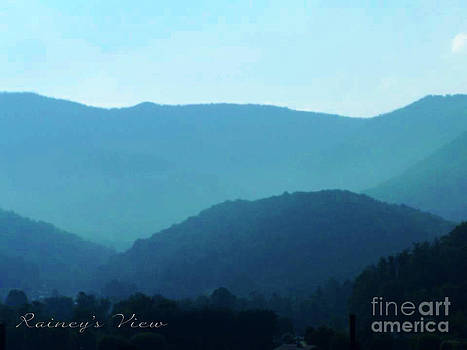 Blue Ridge Mountains by Lorraine Heath