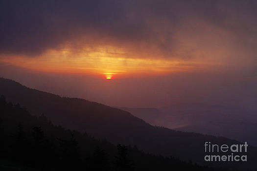 Jonathan Welch - Blue Ridge Sunset 4