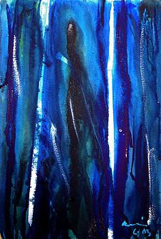 Blue Shadows by Michael  Accorsi