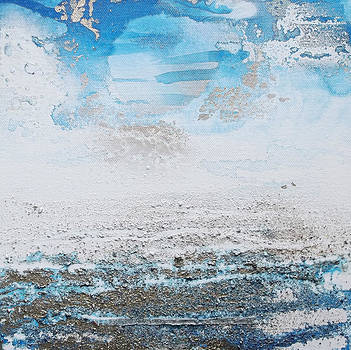 Blue Shore Rhythms and texturesII by Mike   Bell