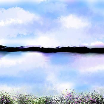 Blue Skies by Mahnaz Ahmed