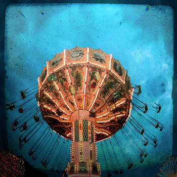 Gothicrow Images - Blue Sky swings