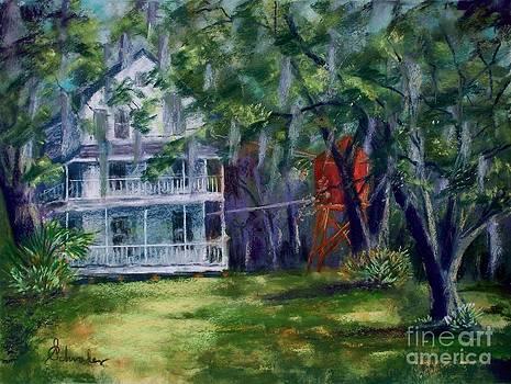 Blue Springs by Bruce Schrader