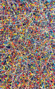 Blue String Theory by Patrick OLeary