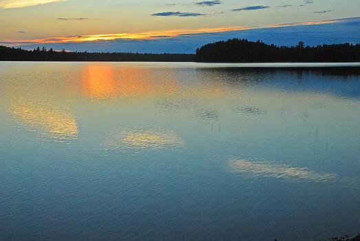 Robert Anschutz - Blue Sunset