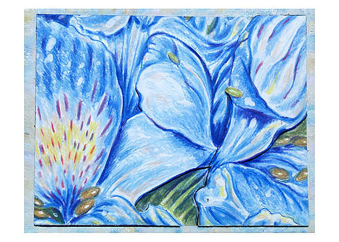 Blue Symphony by Marian Osher
