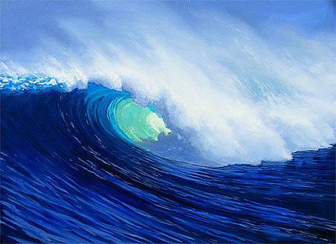 Blue Thunder by Trey Surtees