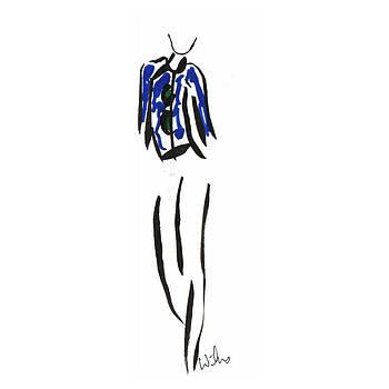 Mark Wilcox - Blue Top 3