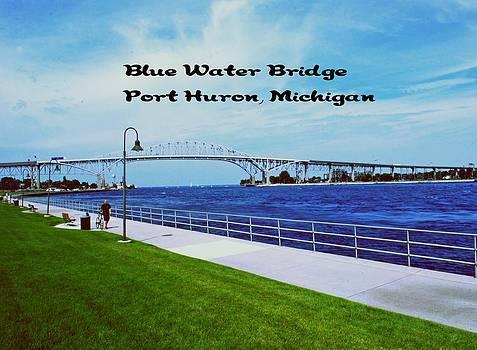Gary Wonning - Blue Water Bridge