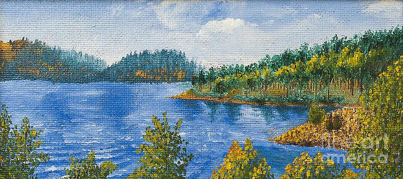 Svetlana Sewell - Blue Water Lake
