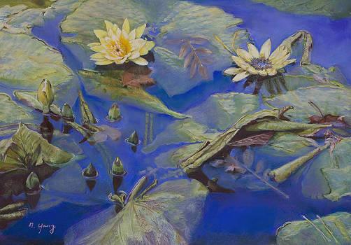 Blue Water by Nancy Yang