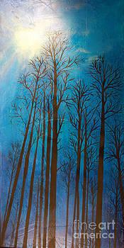 Blue Winter Sky by Dana Kern