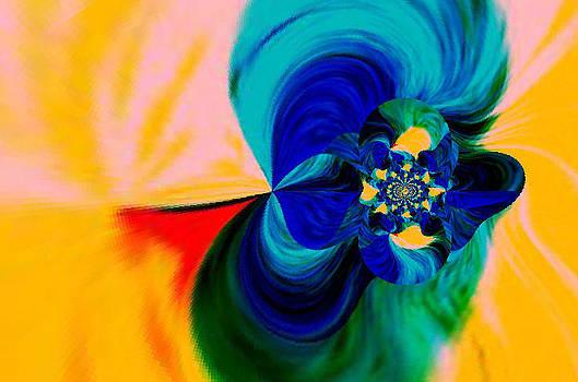 BlueArt10 by Lilioara Macovei