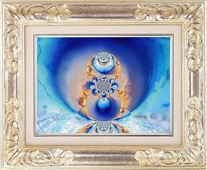 BlueBalon by Lilioara Macovei