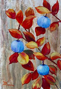 Dee Carpenter - Blueberries