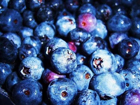 Blueberry Beauties by Fawn Whelahan