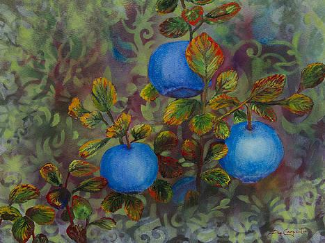 Dee Carpenter - Blueberry Bounty