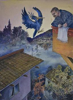 Bluebird by Mats Olsson