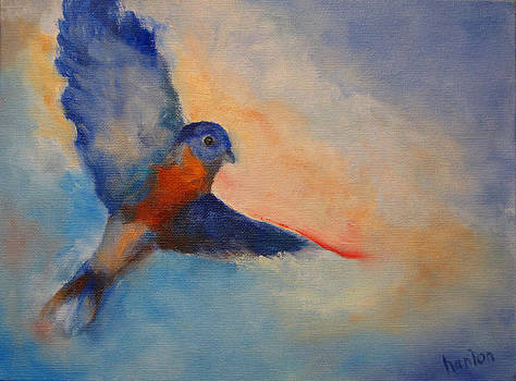 Bluebird by Susan Hanlon
