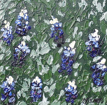 Bluebonnets by Melissa Torres