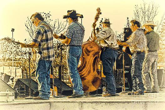 Bluegrass Evening by Robert Frederick