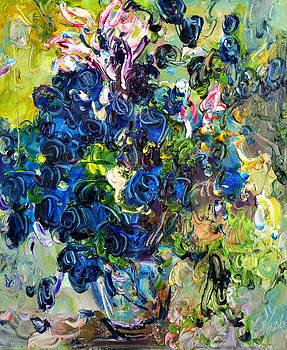 Bluelover-No.1 by Zhang Jiyu