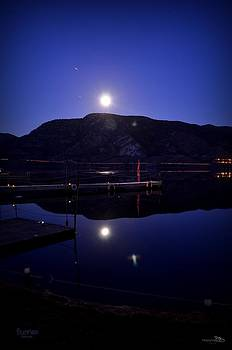 Guy Hoffman - BlueMoon 001 - Skaha Lake 3/18/2014