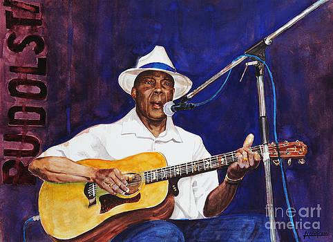 Blues by Alan Wolfram