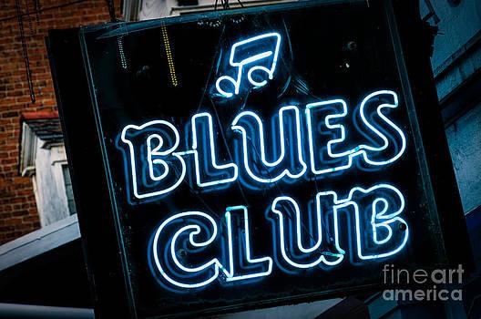 Kathleen K Parker - Blues Club on Bourbon Street NOLA