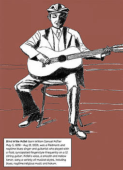 Allen Forrest - Blues Folks Blnd Willie McTell