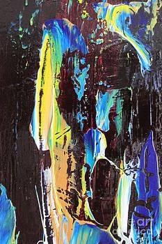 Blues by Omar Hafidi