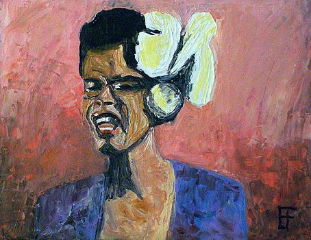 Allen Forrest - Blues Singers Billie Holiday