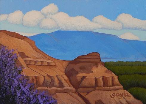 Bluff View by Gayle Faucette Wisbon
