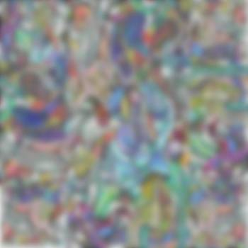 Blur #1 by George Curington