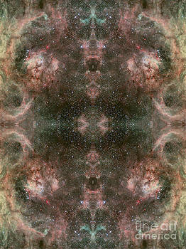 Blurry Abstract Space Art by Animated Sentiments