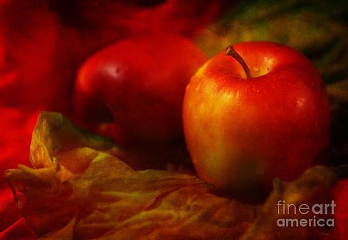 Blushing Apples by Wobblymol Davis