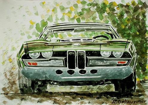 BMW Bertone Spicup by Rimzil Galimzyanov