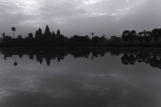 BnW Cambodia Siem Reap 02 by Sentio Photography
